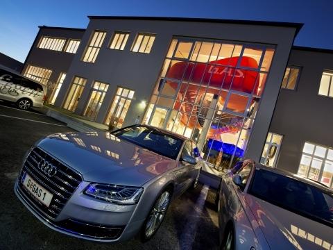 G.A.S. Salzburg - Firmensitz